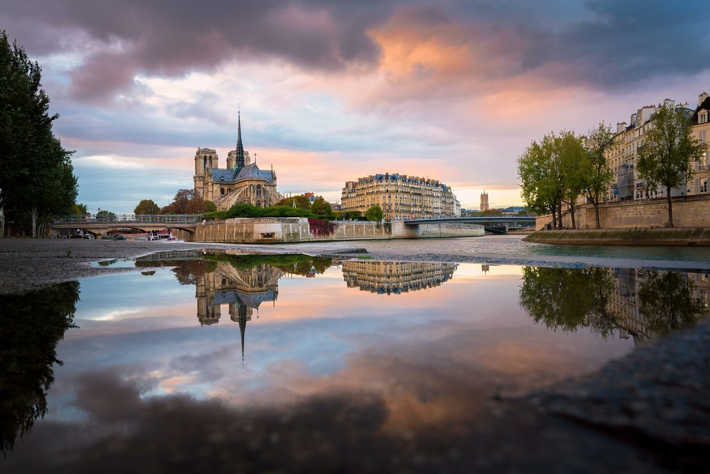 Reflections of the Notre Dame Part 1