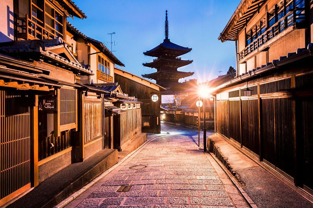 Historic Kyoto