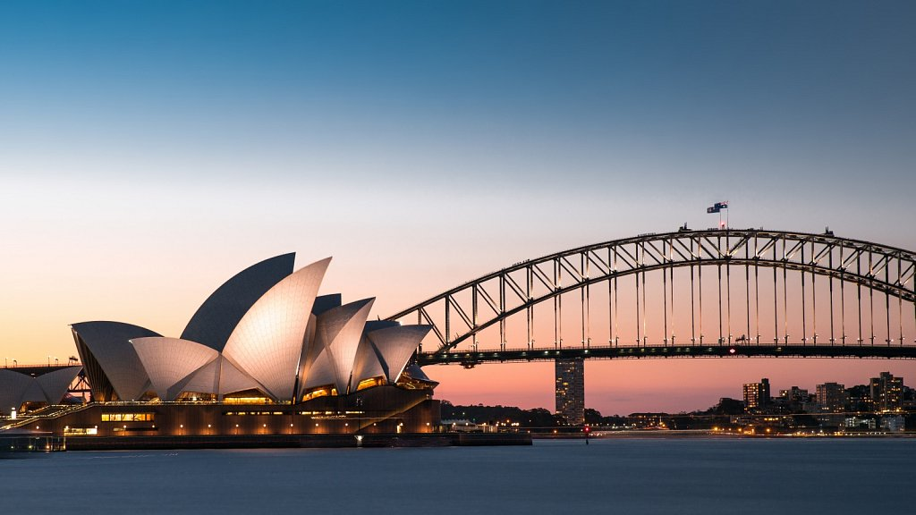 Good night Australia